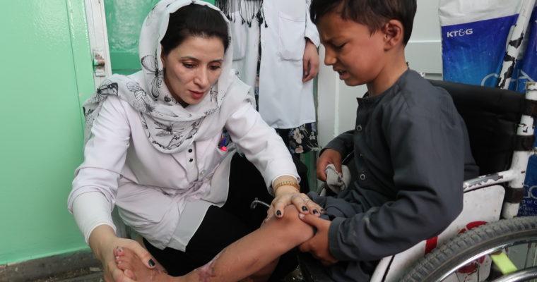 Afghanistan: The Healers